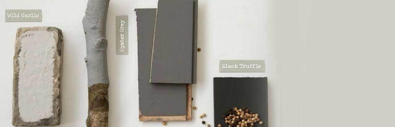 Tipps & Tricks Kalk und Kreidefarbe streichen