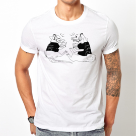 Rat & Hond (Heren shirt)