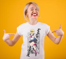 Lekker Koppie (Dames shirt)