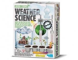 Educatief pakket Het weer ontdekken