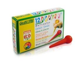 Waskrijtjes voor kleine kinderen 12 stuks
