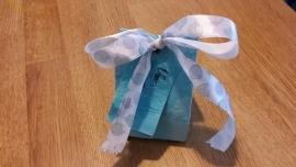 Melkpak upcyclen naar cadeauverpakking