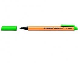 Stift-pen in de kleur groen