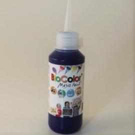 BioColor donker blauw  (100ml)