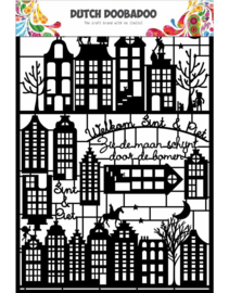 Paper Art Sinterklaas A5