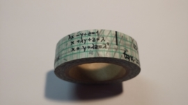 Washi Tape Formules