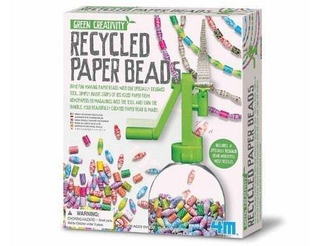 Papierkralen maker (Green Creativity)