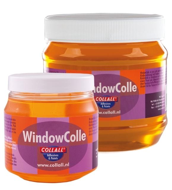 Window Colle niet permanente lijm / raamlijm