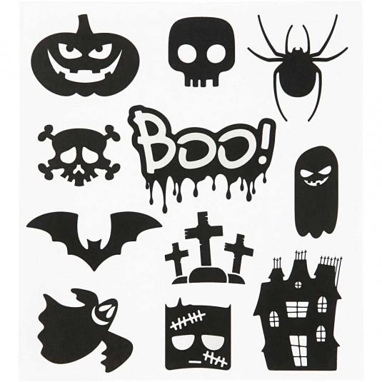 Waxinelichthouder Halloween.Halloween Herfst Knutselgeluk