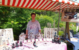 You can see the upcoming markets and events at my Facebook page