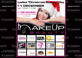 11 december 2016 Ladies Christmas Beauty Event in Uithoorn