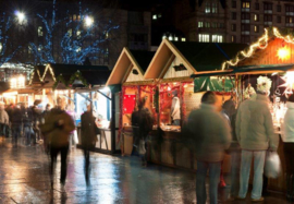 10 december  2016 Kerstmarkt in de Baronie