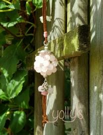 Rozenkwarts bloembal