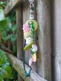 tulpen kleurtjes met uil