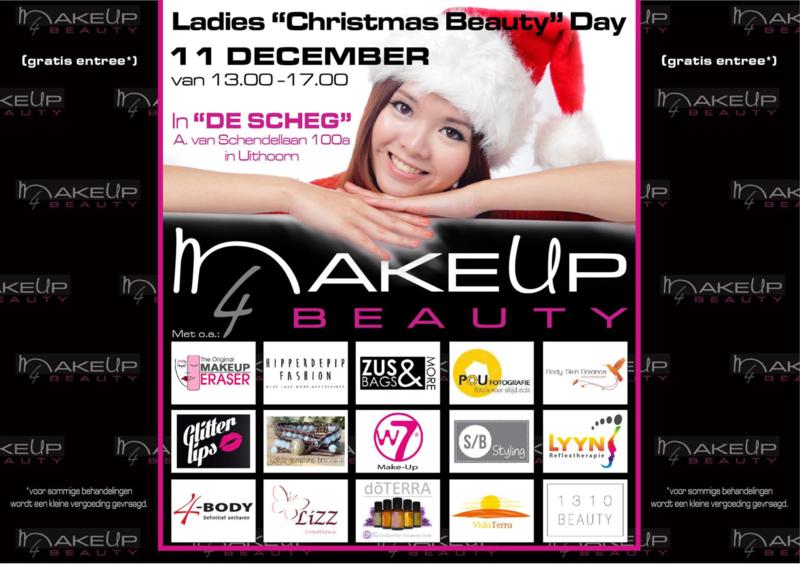 11 december 2016 Ladies Christmas Beauty Event in Uithoorn