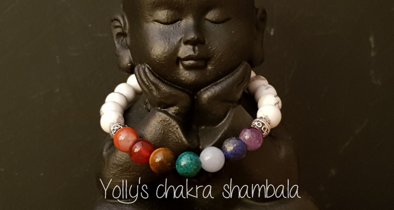 chackra shambala zwart