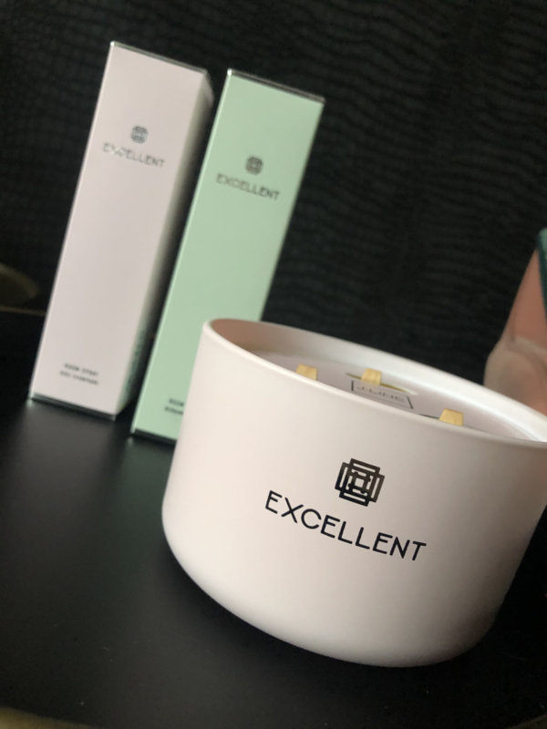 Huisparfum Excellent Glas MINT