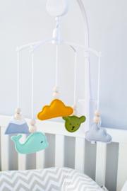 Mobiel hangers  'custom order'