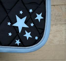 FUNKY HORSES ZADELDEKJE BLUE STARS