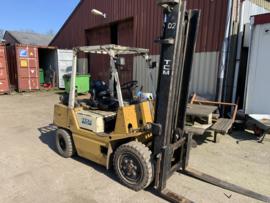 TCM diesel 2,5 ton heftruck