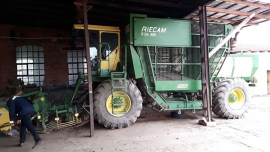 Riecam RBM 300 bietenrooier