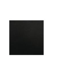 Onderzetters 2st | Zwart