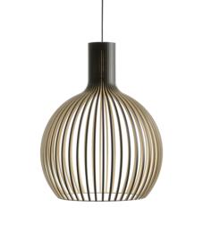 Hanglamp | Octo zwart 4240