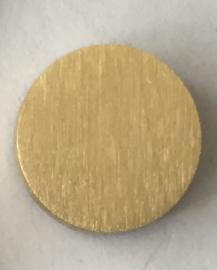 Sierslotbout | Mat goud