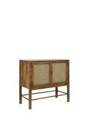 Cabinet NIPAS wood brown