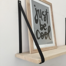 Plankdragers  | Zwart