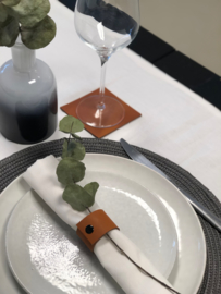 Servetringen 2st | Cognac