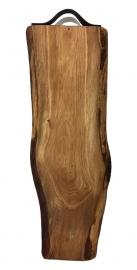 Plank   Hylla grijs L