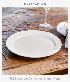 Signature Collection Dinner Plate