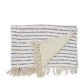 Club Stripe Throw 170x130 Sand