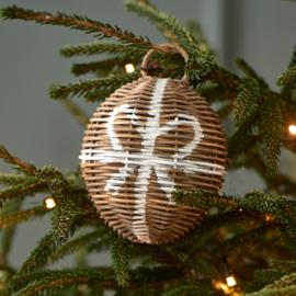 RR Lovely Bow Ornament Dia 11