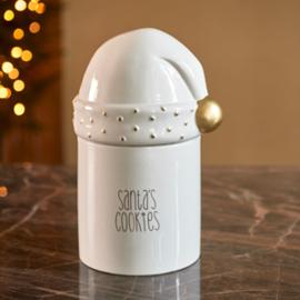 Santa's Cookies Jar