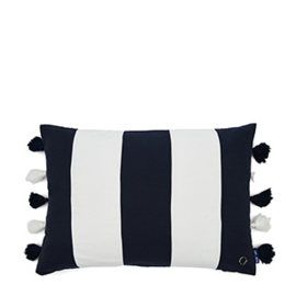 Yacht Club Stripe Pillow Cover