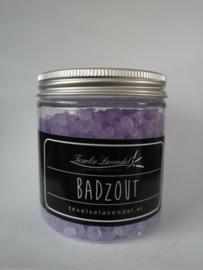 Lavendel badzout