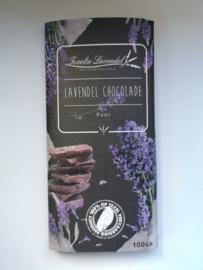 Cocolade reep lavendel puur