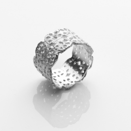 Lace Band Ring
