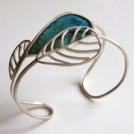 Mescal Turquoise Armband