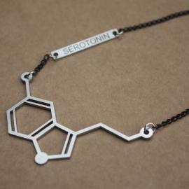 Serotonin Collier