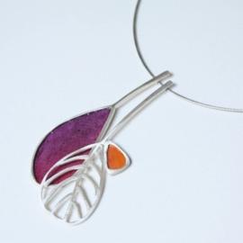 Mescal Purple Collier