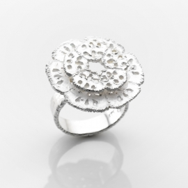 Lace Flower Ring