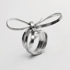 Gestrikt Statement Ring