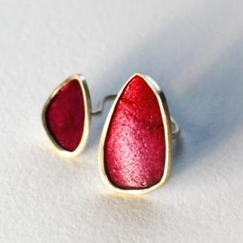 Piel Purple Ring