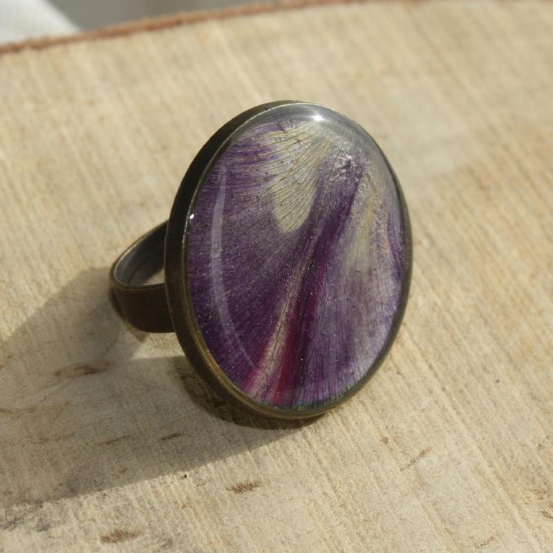 Tulip Round Ring