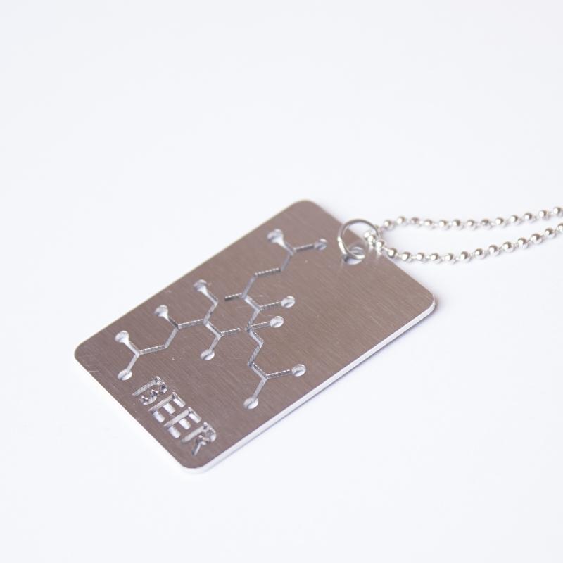 Bier molecule hanger