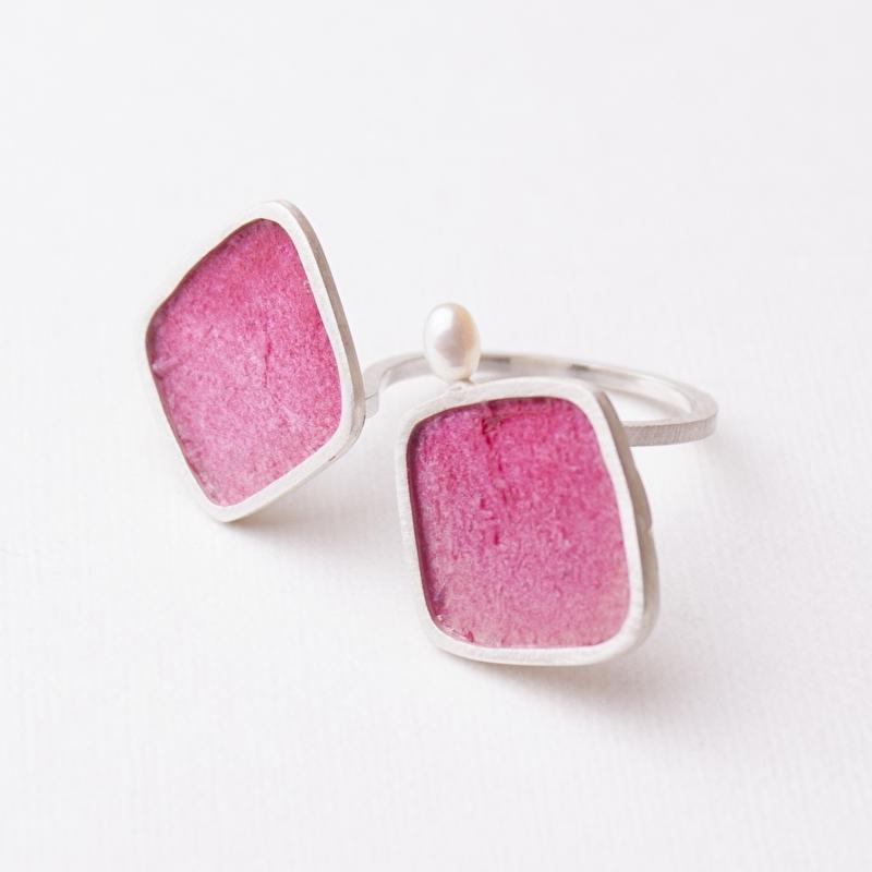 Ennea Ring Pink Blush