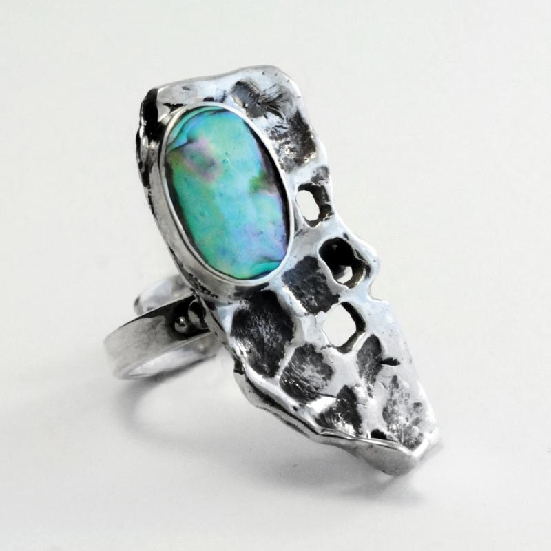 Printa Blue Ocean Ring